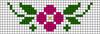 Alpha pattern #33800 variation #25769