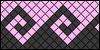 Normal pattern #5608 variation #25773