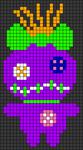 Alpha pattern #29803 variation #25783