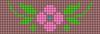 Alpha pattern #33800 variation #25812