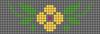 Alpha pattern #33800 variation #25845