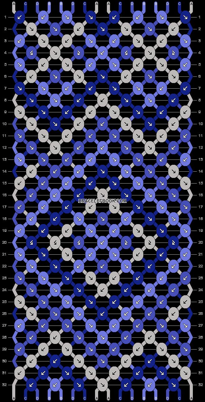 Normal pattern #33491 variation #25921 pattern