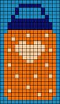 Alpha pattern #30680 variation #25962