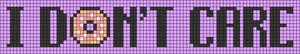 Alpha pattern #31797 variation #25982