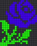 Alpha pattern #15675 variation #26125
