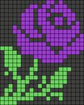 Alpha pattern #15675 variation #26136