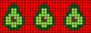 Alpha pattern #33910 variation #26139