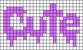 Alpha pattern #32833 variation #26141