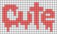 Alpha pattern #32833 variation #26142