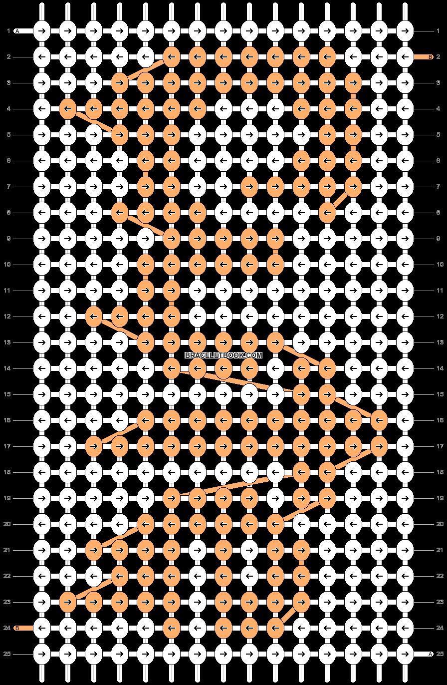 Alpha pattern #32833 variation #26143 pattern