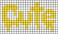 Alpha pattern #32833 variation #26146