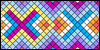 Normal pattern #26211 variation #26255