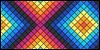 Normal pattern #33897 variation #26279