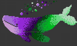 Alpha pattern #33967 variation #26322