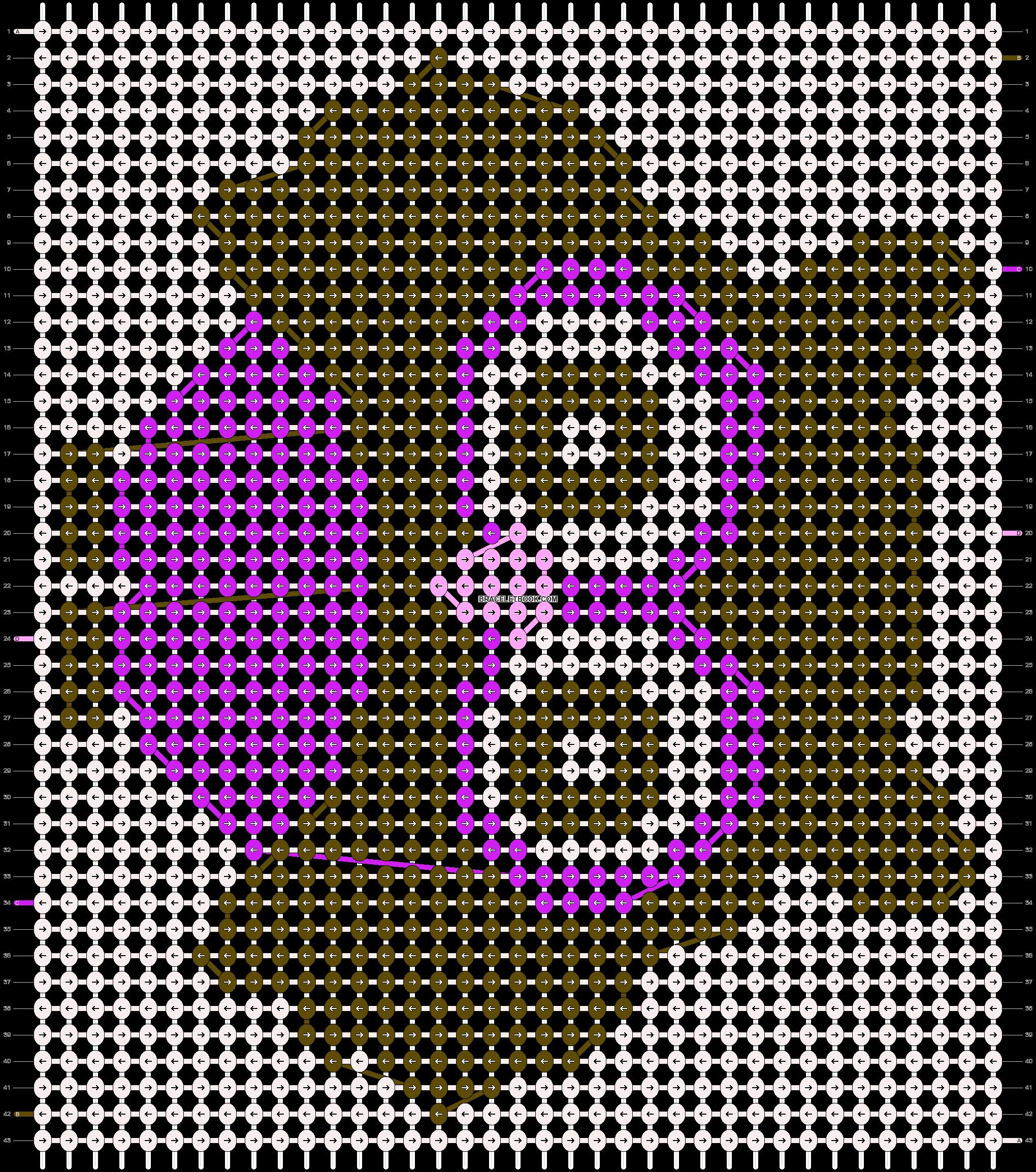 Alpha pattern #17365 variation #26329 pattern