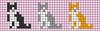 Alpha pattern #33767 variation #26421