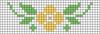 Alpha pattern #33800 variation #26579