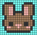 Alpha pattern #33844 variation #26617
