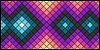 Normal pattern #33895 variation #26676