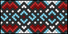 Normal pattern #26671 variation #26727