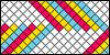 Normal pattern #2285 variation #27014