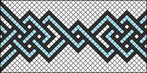 Normal pattern #34130 variation #27173