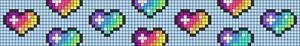 Alpha pattern #34106 variation #27189