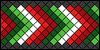 Normal pattern #20800 variation #27343
