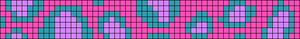 Alpha pattern #20620 variation #27369