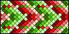 Normal pattern #25049 variation #27457