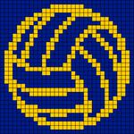 Alpha pattern #34113 variation #27508
