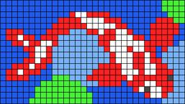 Alpha pattern #34042 variation #27509