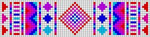 Alpha pattern #17937 variation #27517