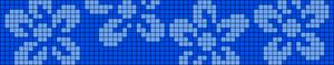 Alpha pattern #4847 variation #27607