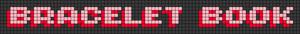 Alpha pattern #34142 variation #27672