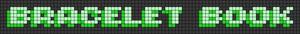 Alpha pattern #34142 variation #27674