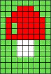 Alpha pattern #223 variation #27720