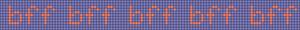 Alpha pattern #6660 variation #27818