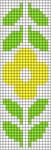 Alpha pattern #5762 variation #27871