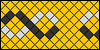 Normal pattern #24680 variation #28012