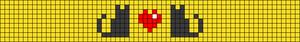 Alpha pattern #34401 variation #28081