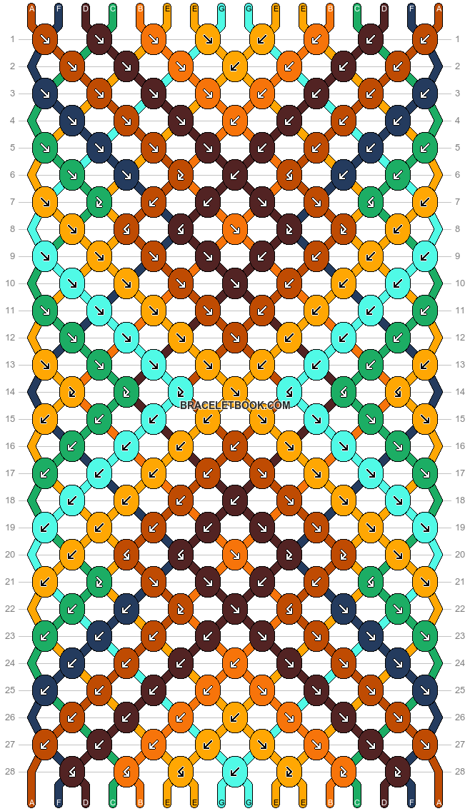 Normal pattern #28808 variation #28225 pattern