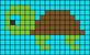 Alpha pattern #26282 variation #28239