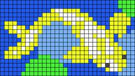 Alpha pattern #34042 variation #28262
