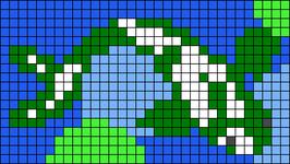 Alpha pattern #34042 variation #28264