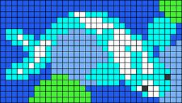 Alpha pattern #34042 variation #28265