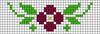Alpha pattern #33800 variation #28344