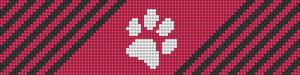 Alpha pattern #34370 variation #28371
