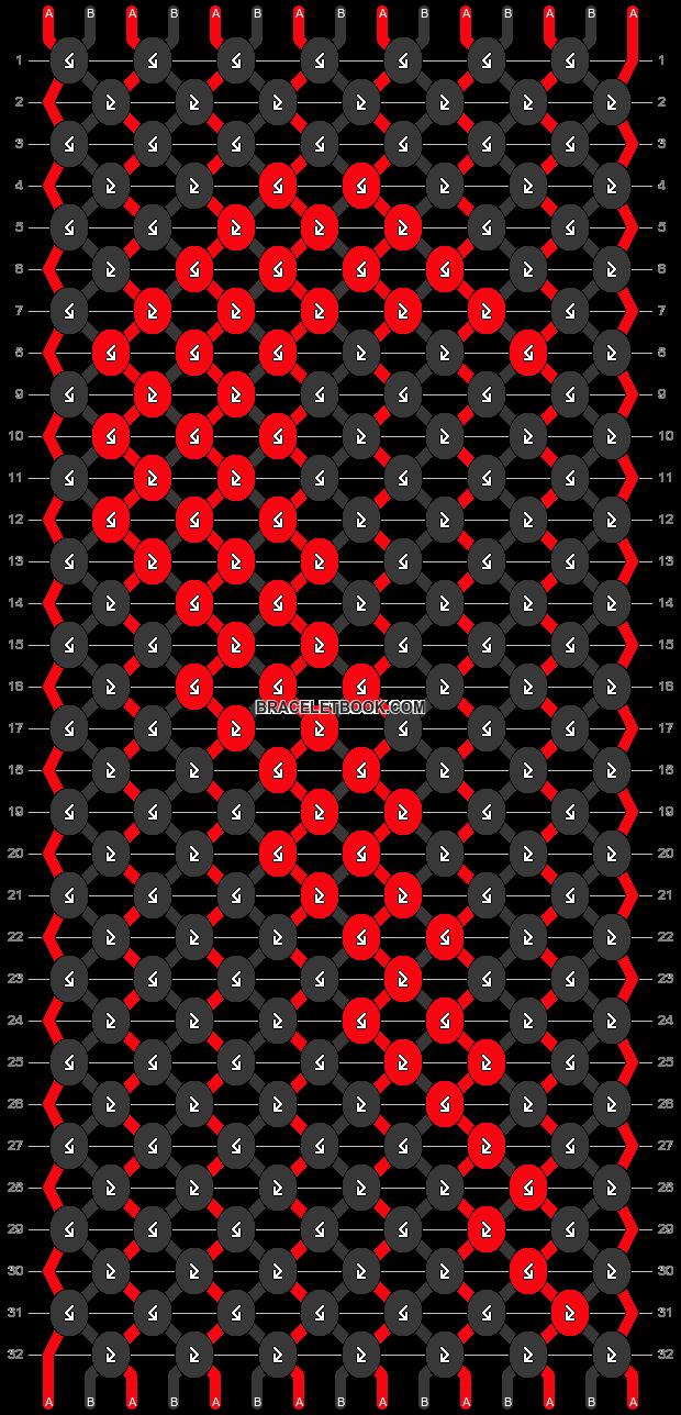 Normal pattern #28561 variation #28392 pattern