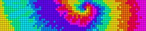 Alpha pattern #28885 variation #28416